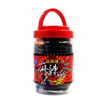 純素-麻辣醬Spicy Hot Sauce   (600g)